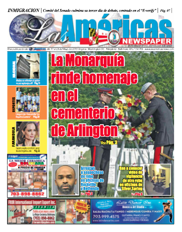 Las Americas Newspaper